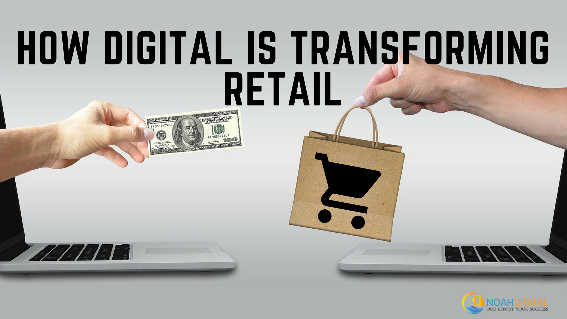 how digital is transforming retial