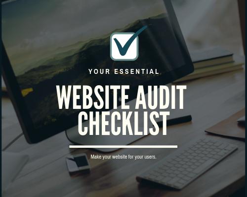 essential website audit checklist