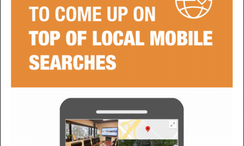 5-Step System to Come Up on Top of Local Mobile Searches