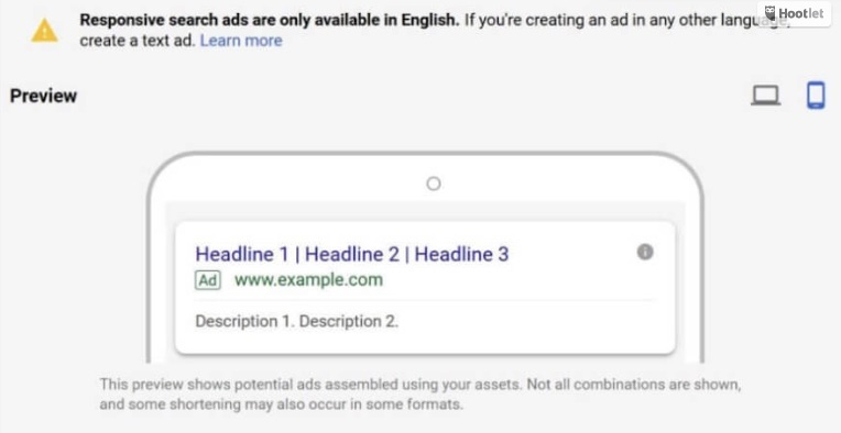 Google Adwords to Google Ads Everything you need to know responsive ads
