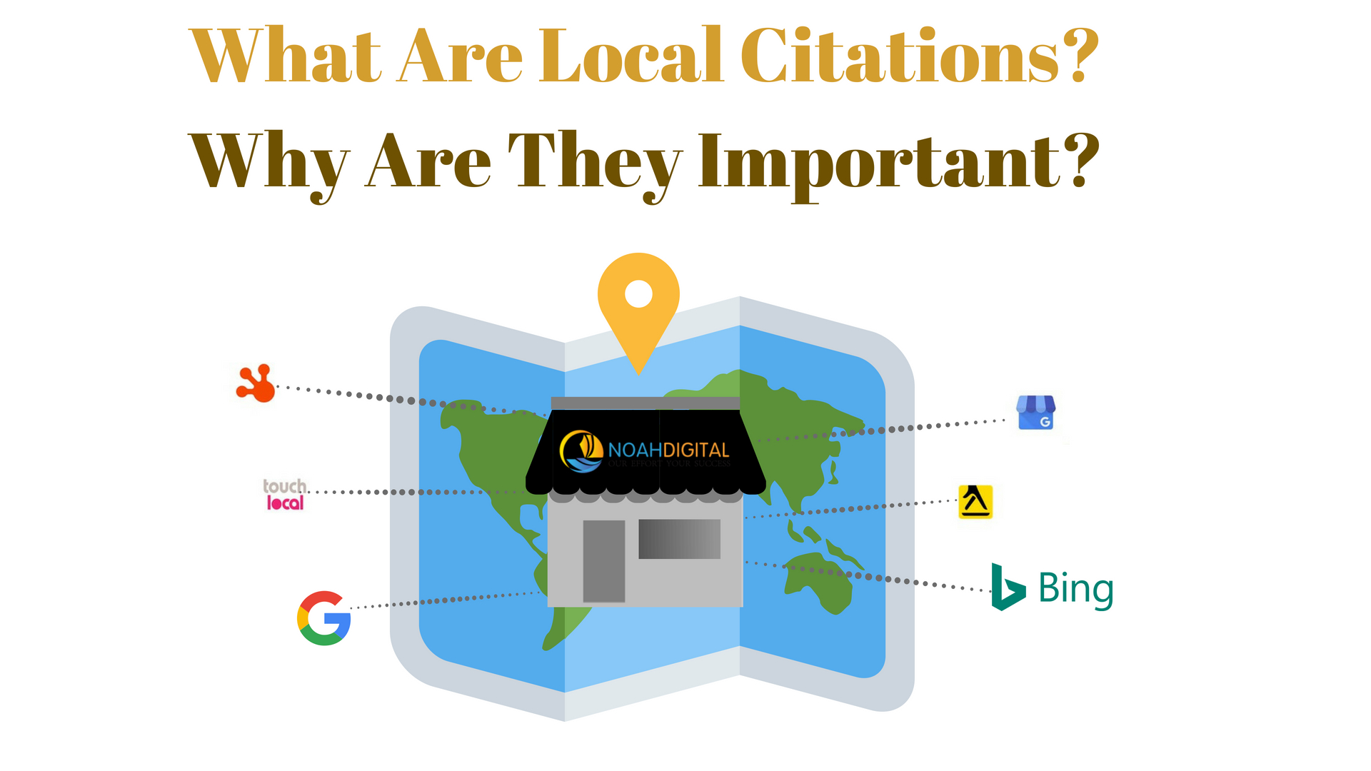 What are local citations and why do they matter
