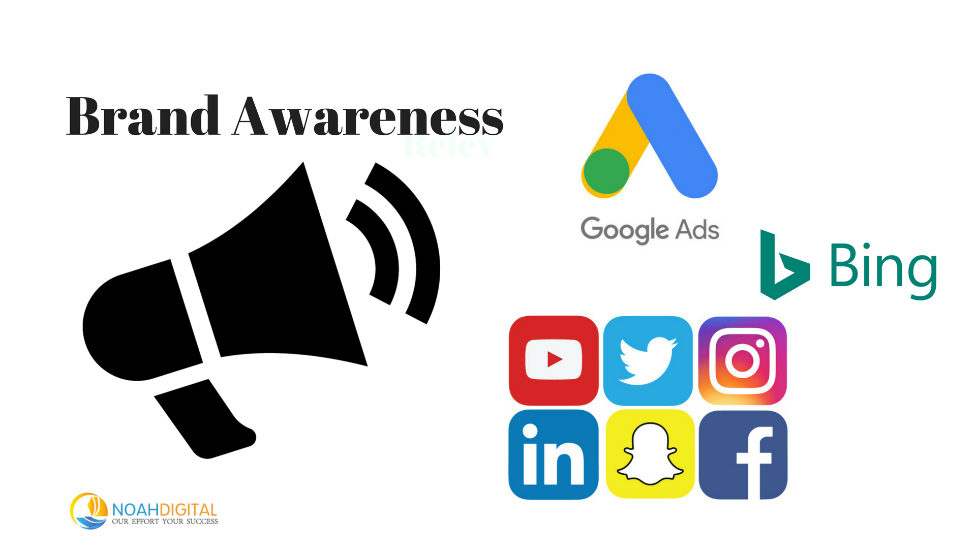 What is digital marketing brand awareness