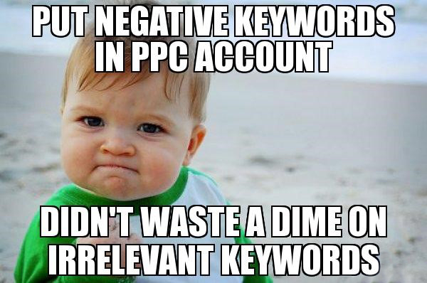 fundamental principles you MUST know for Google Ads negative keywords