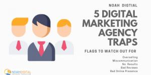 5 Digital Marketing Agency Traps