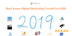 5 digital marketing trends you must know for 2019